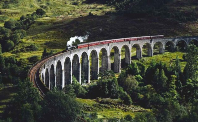Find out how to visit Harry Potter filming sites throughout Scotland