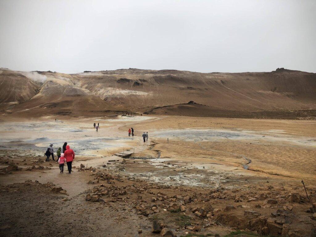 Hverir (Lake Mývatn)
