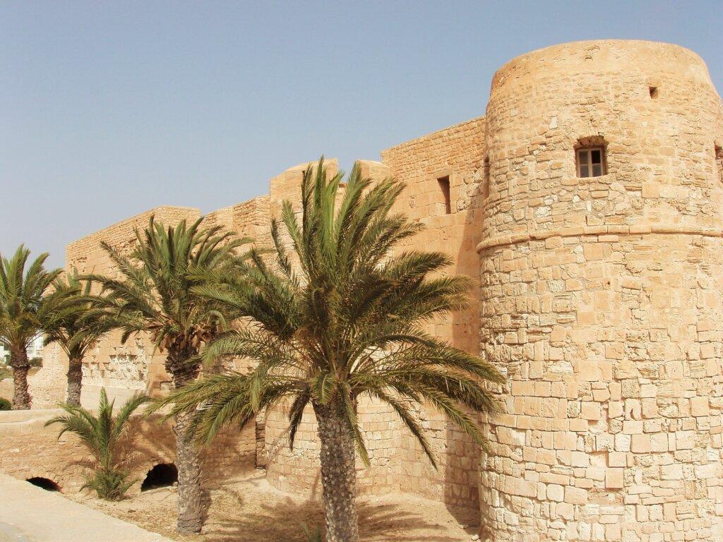 djerba-castle