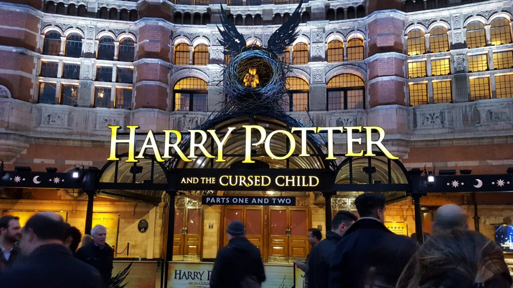 Harry Potter and the Cursed Child play