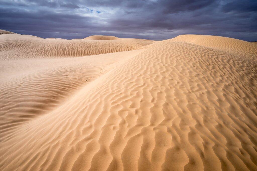Sand-Tunisia