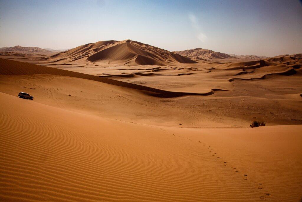 Rub' al Khali Desert