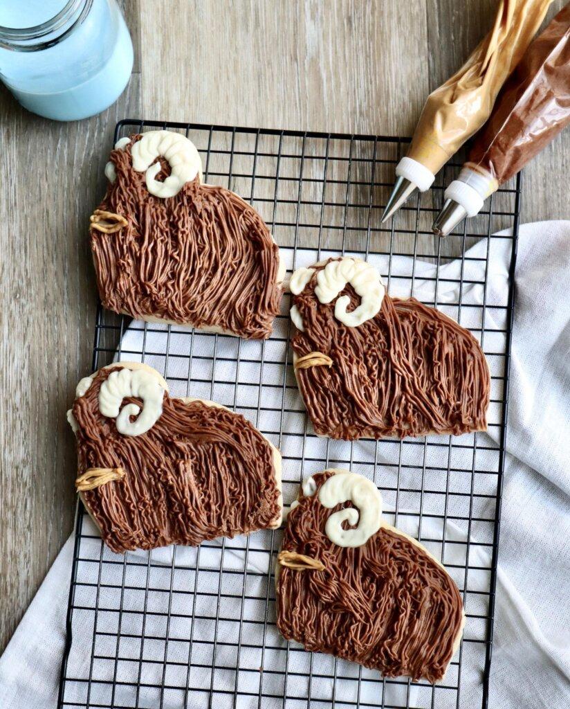 Bantha cookies