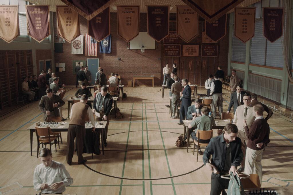 The Queen's Gambit Henry Clay High School