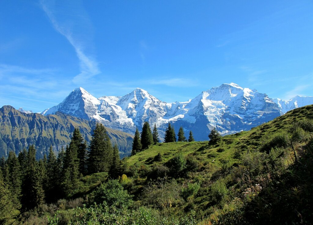 Grindelwald, Switzerland, a Revenge of the Sith filming location